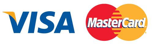 paiement par visa et mastercad